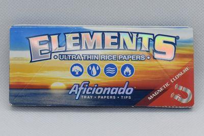 Elements K/S Slim + Tips (Aficionado)