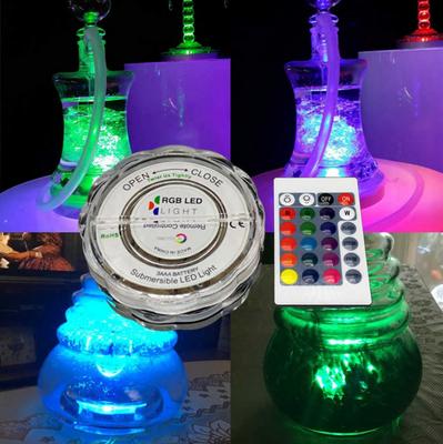 LED-lampa inkl. fjärr