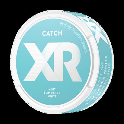 XR Catch Mint Slim White portionssnus