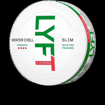 LYFT Winter Chill