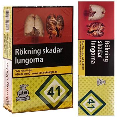 Al Fakher - Nr 41, Citron & Mint