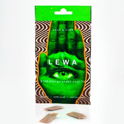 LEWA Cola & Lime