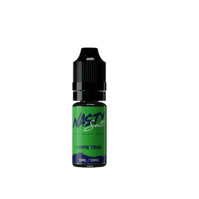Nasty Juice - Hippie Trail (10ml, 20mg Nic Salt)