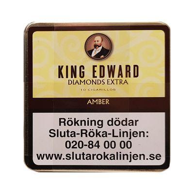 King Edward Diamonds Amber
