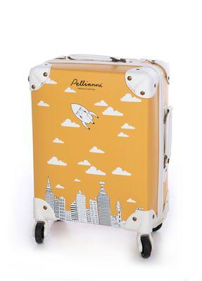 Suitcase sun
