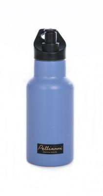 Stainless Steel Bottle Blue